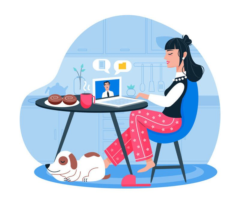 millennial-working-from-home-pandemic